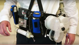 The First Wearable Artifical Kidney Might Free People From Dialysis Machines