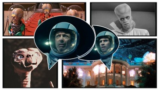 Weekend Conversation: When The Aliens Come, Where Will You Be?