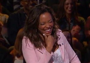 'Whose Line Is It Anyway?' Roasted Host Aisha Tyler With A Fantastic Musical About Her Deepest, Darkest 'Secret'