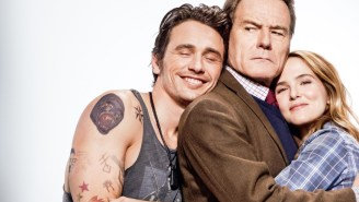 Here's Bryan Cranston and James Franco in the first trailer for 'Why Him?'