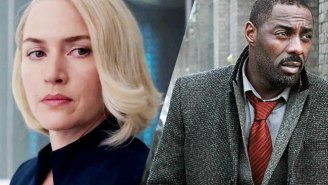 Kate Winslet May Set Movie Screens On Fire With Idris Elba In A Romantic Disaster Film