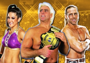 Wrestling Reversals: Superstars Who Turned Their Worst Setback Into Their Greatest Success