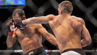Get Pumped Up For UFC Fight Night 89 With These Stephen 'Wonderboy' Thompson Highlight Reels