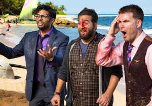 The Funniest Moments From The First Season Of 'Wrecked' So Far