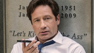 David Duchovny owns up to one major flaw in 'X-Files' season 10