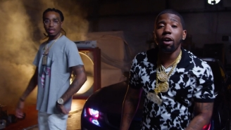 YFN Lucci, Migos And Trouble Link Up For The 'Fast And Furious'-Themed 'Key To The Streets' Video