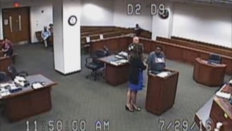 A Kentucky Judge Is Outraged When A Jail Sends A Woman To Court Without Pants