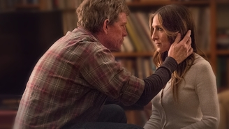 Watch Sarah Jessica Parker and Thomas Haden Church Give Each Other The Bird In The New Teaser For 'Divorce'