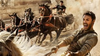 'Ben-Hur' Is Tracking To Be A Massive Box Office Bomb