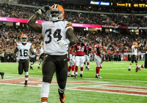A Browns Running Back Is In Hot Water After Posting This Politically-Charged Instagram