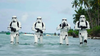 Get Ready For 'Rogue One' By Visiting 17 Exotic 'Star Wars' Locations