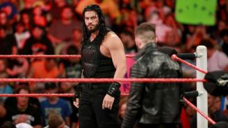 Roman Reigns Is Returning To Raw On Monday With A Health Update