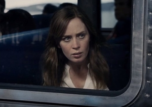 Emily Blunt Has Vague Issues in The Girl on the Train Trailer