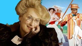 Meryl Streep Is The Latest To Join The Magical 'Mary Poppins' Sequel