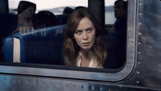 'The Girl On The Train' Trailer Throws Emily Blunt Into Chaos