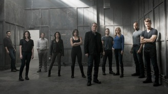 Live Blog:  Marvel's Agents Of S.H.I.E.L.D.