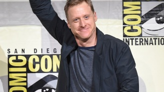 Alan Tudyk Will Voice Iago The Parrot In Disney's 'Aladdin' Remake