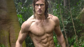Alexander Skarsgård Ate 7,000 Calories A Day While Training For 'The Legend Of Tarzan'
