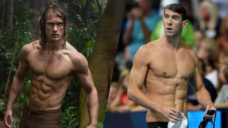 Michael Phelps Was The Frontrunner To Play Tarzan Until Producers Soured On Him