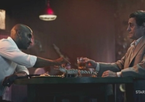 The 'American Gods' Team Dropped The First Trailer, Casting News, And 'Surprises' At Comic-Con