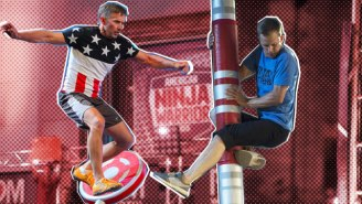 Ranking American Ninja Warriors Biggest Wipeouts