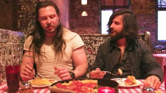 Andrew W.K. Improvises A New Anthem About The Powers Of Pizza