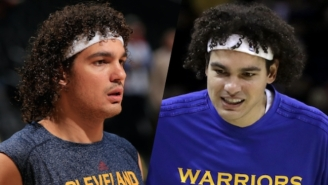 NBA Finals Foe Anderson Varejao Hasn't Asked The Cavaliers For A Championship Ring