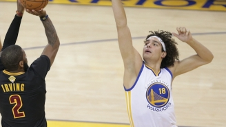 Anderson Varejao Isn't Going To Accept A Championship Ring From The Cavaliers