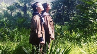 Alex Garland's 'Annihilation' Looks As Gorgeous As The Movie's Cast