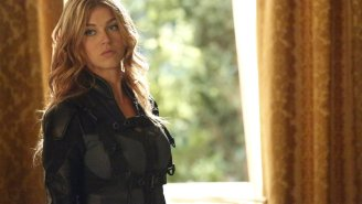 'Agents of S.H.I.E.L.D.' star Adrianne Palicki blasts off to FOX space series