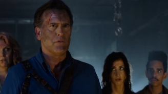 It's No Guts, No Glory In The First Teaser For Season Two Of 'Ash Vs Evil Dead'