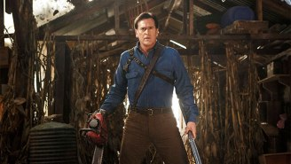 'Army Of Darkness' Lore Will Creep Its Way Into The New Season Of 'Ash Vs. Evil Dead'