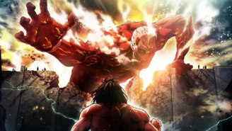 'Attack On Titan' Is Getting A Big-Time Hollywood Adaptation By The Director Of 'It'