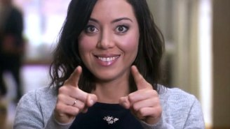 Aubrey Plaza Says She Falls In Love With Girls And Guys, And Outs Grumpy Cat As 'Definitely Gay'