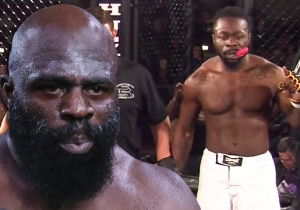 Kimbo Slice's Son, 'Baby Slice,' Will Make His Pro MMA Debut For Bellator