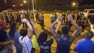 The ACLU Sues The Baton Rouge Police Dept. Over Their Protest Response