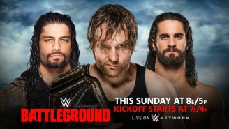 Here Are Your WWE Battleground Predictions And Analysis