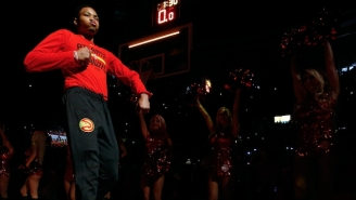 Kent Bazemore Fights Back Tears As He Explains Why He Re-Signed With The Hawks