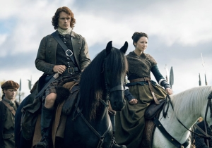 The Second Season Finale Of 'Outlander' Has A Lot Of Questions To Answer