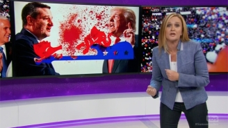 Samantha Bee Slams The RNC With A Venomous Rant Upon Her Return