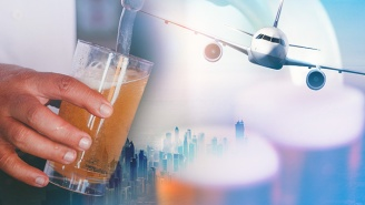 In-Flight Draft Beer Is About To Make Flying Way Better