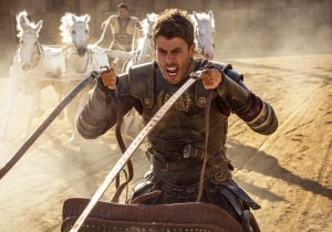 The new 'Ben-Hur' is totally going to flop