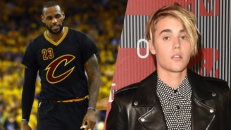 LeBron James Convinced Justin Bieber To Pass On A $5 Milllion Offer To Perform At The RNC