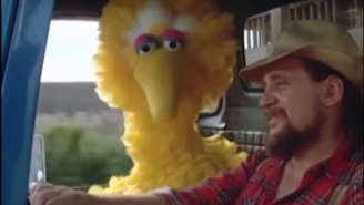 Big Bird And His 'Sesame Street' Pals Channel DJ Jazzy Jeff & The Fresh Prince With 'Summertime'