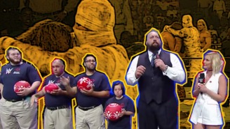 Big Show Talks About WWE's Special Olympics Partnership And The Time A Mummy Tried To Kill Hulk Hogan