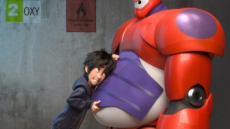 'Honest Trailers' lets the air out of 'Big Hero 6'