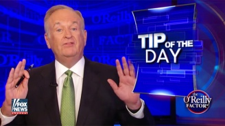 The Internet Takes Dead Aim At Bill O'Reilly After His Outrageous Quote About Slaves
