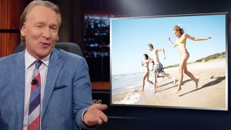 Bill Maher Asks Republicans To Wake Up And See Liberal California's Success