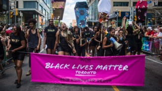 Black Lives Matter Explained Why They Stopped Toronto's Pride Parade