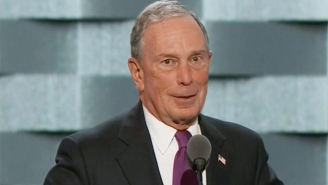 Michael Bloomberg On Donald Trump: 'I Know A Con When I See One'